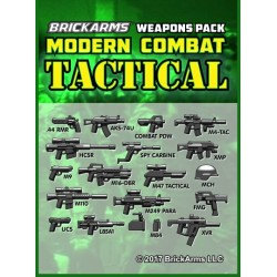 Modern Combat Pack - Tactical Pack