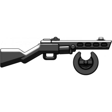 PPSh v2 - Russian Submachine Gun