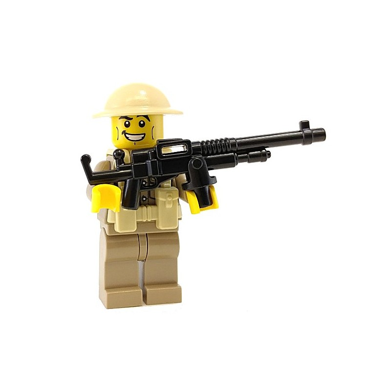 Brickarms M1909 Hotchkiss Mk1 Ben 233 T Merci 233