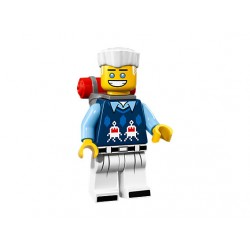 LEGO Minifig Ninjago The film - Lloyd