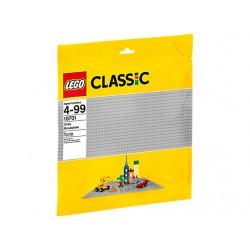 La plaque de base grise - Lego 10701