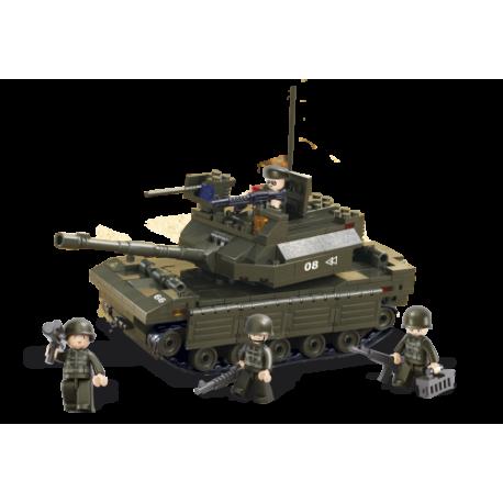 Sluban Tank M38-B6500