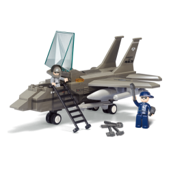 Sluban Fighter Jet M38-B7200