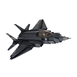 Sluban Fighter Jet M38-B0510