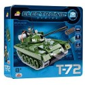 Tank T-72 (r/c) with Bluetooth