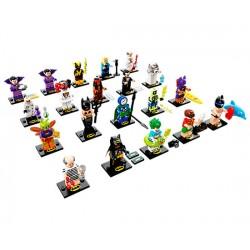 LEGO Minifig Batman le film Série 2 - 20 figurines