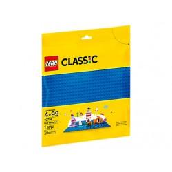 La plaque de base bleue - Lego 10714