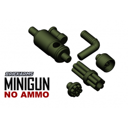 Minigun NO AMMO