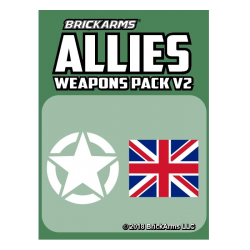 Allies Weapons Pack