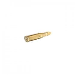 40mm Bofors Single Shell (Brass)