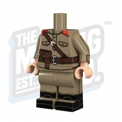 Russian Officer Torso