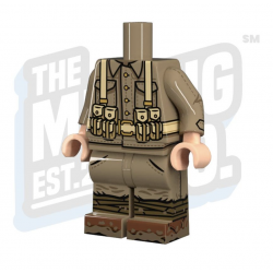 WW1 British minifig
