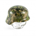 Summer Oakleaf Stahlhelm