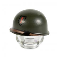 US 1st Division M1 Steelpot