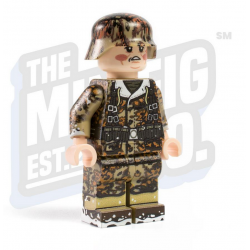 German Winter SS minifigure